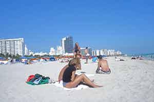 South Beach Miami October Thru April